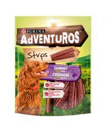Purina ADVENTUROS Strips sarna dla psa 90 g