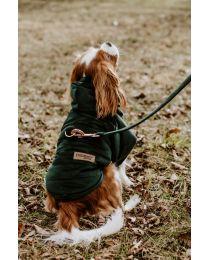 Kurtka Velvet dla psa pikowana kolor do wyboru