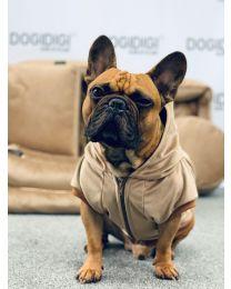 Bluza Velvet z Kapturem